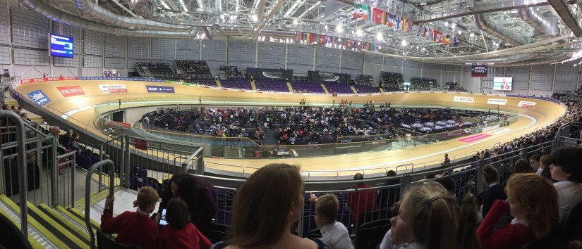 Issue #1 - School -  velodrome.JPG