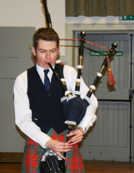 Issue #2 - Burns Night - IMG_3504 piper1