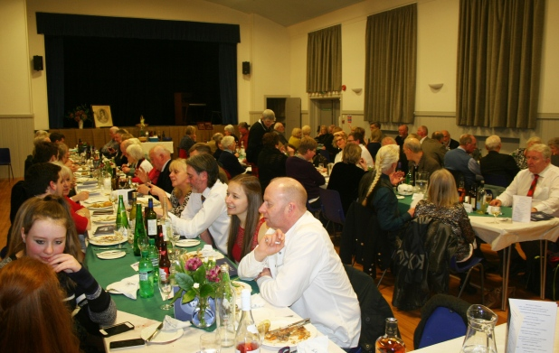 Issue #2 - Burns Night - IMG_3510 hall