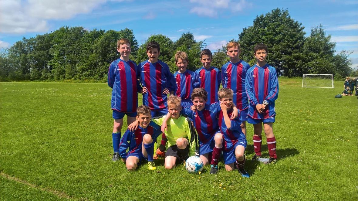 Football team 04