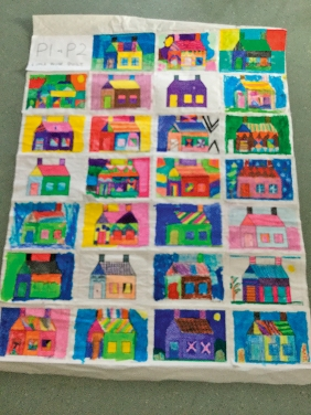 P1 and P2 Quilt