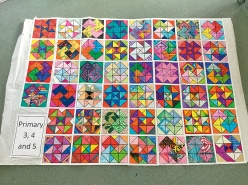 P3, P4 and P5 Quilt