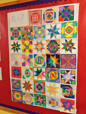 P6 and P7 Quilt