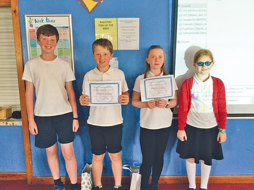 Poetry certificates