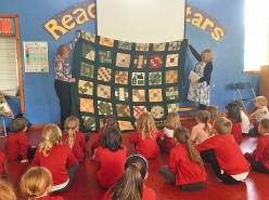 Quilters at Assembly